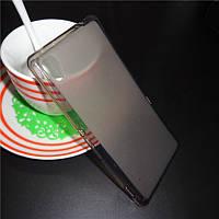 Ультратонкий чехол для Sony Xperia M4 Aqua серый