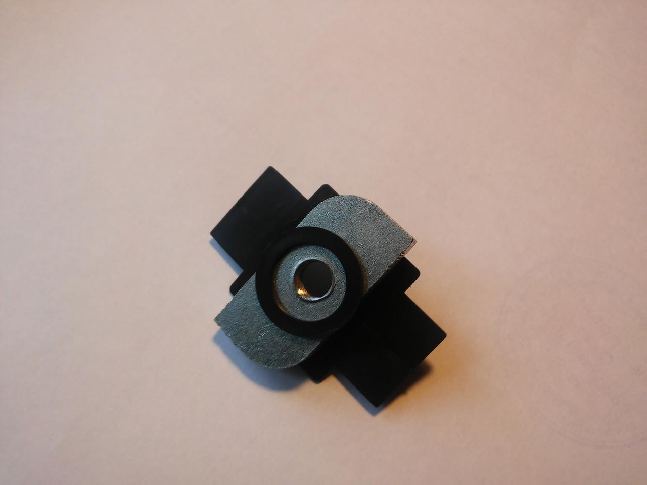 Гайка быстрого монтажа 37х18х5-6 мм с пластиковой вставкой