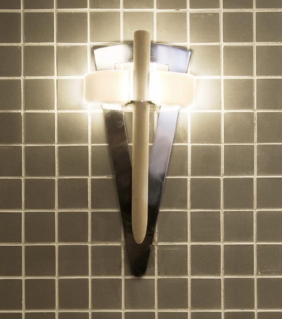Светильник «Факел» Cariitti