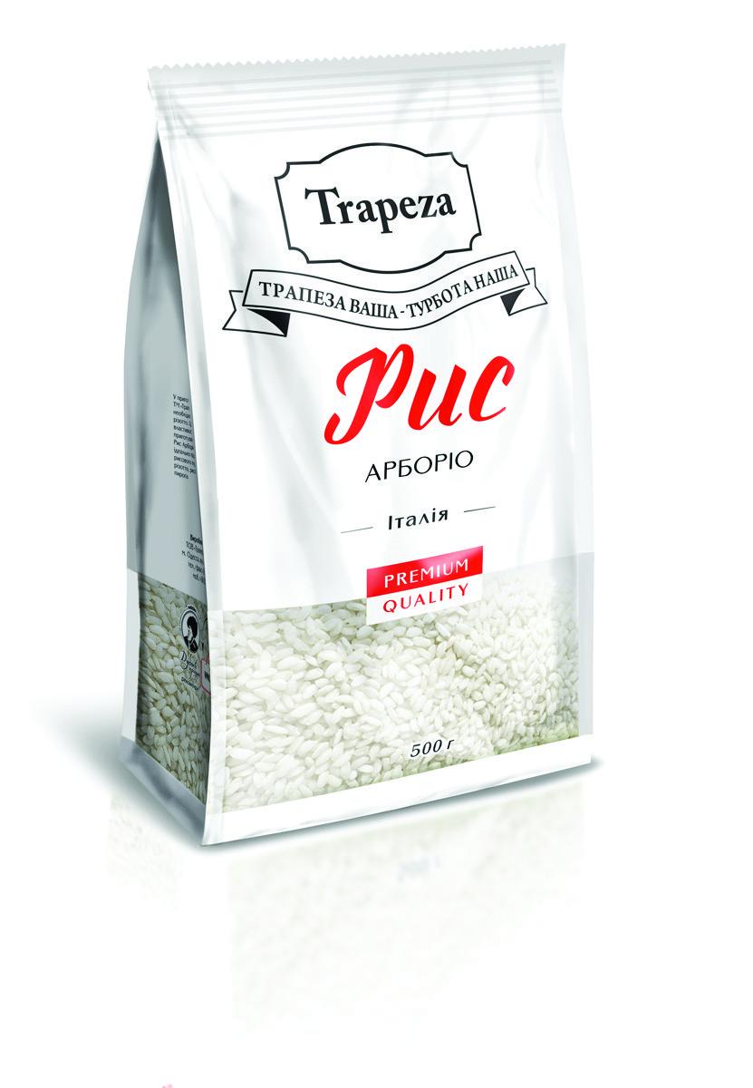 Рис Трапеза 0,5кг Арборіо