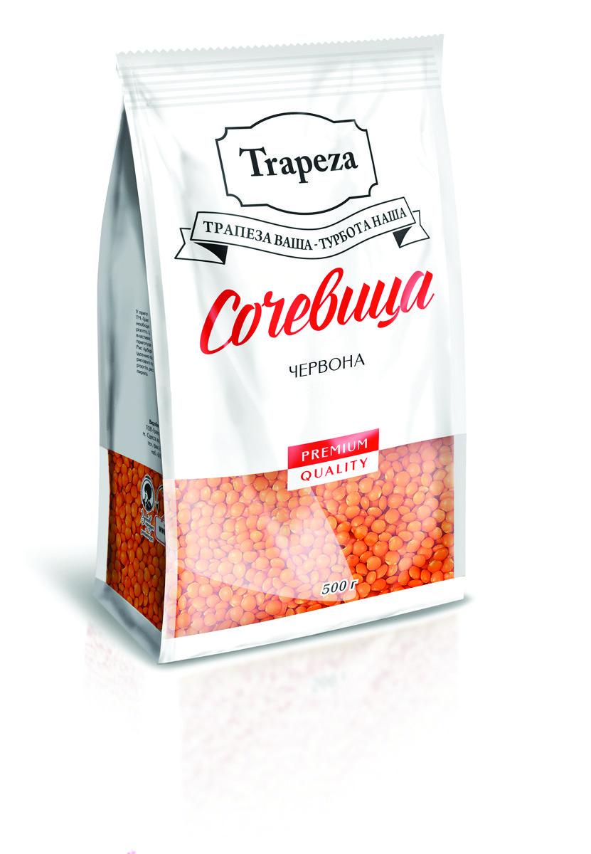 Сочевиця Трапеза 0,5кг червона