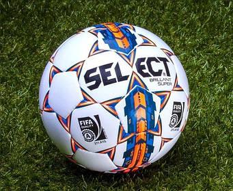 Мячи спортивные игровые Select.