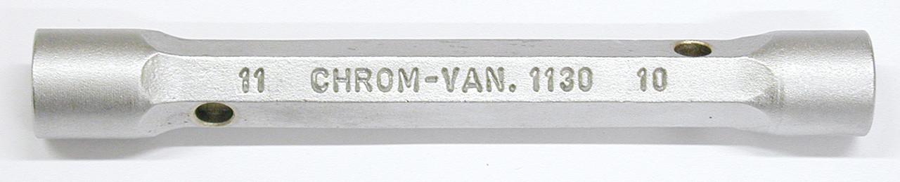 Двосторонній трубчатий ключ 6x7 WGB Німеччина