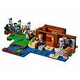 """Конструктор лего майнкрафт Аналог Lego Minecraft Bela 10813 """"Фермерский коттедж"""" 560 дет, фото 5"""