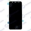 Дисплей Samsung A6 Plus A605F Чёрный Black GH97-21878A оригинал!