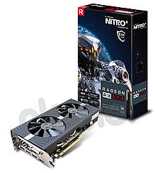 Sapphire technology Radeon RX 570 NITRO+ 8GB GDDR5 256bit