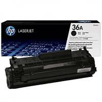 Заправка картриджа HP CB436A для принтера LJ M1120n, M1522nf, P1505n