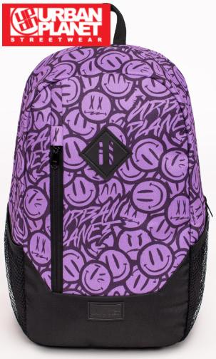 Рюкзак UrbanPlanet Purple Smile