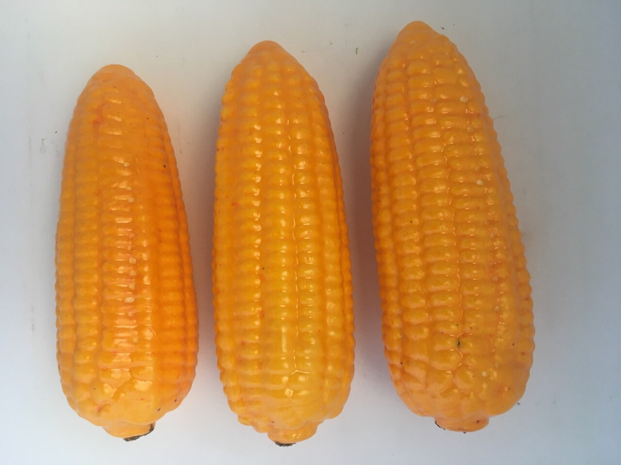 Искусственная кукуруза. Муляж кукурузы.