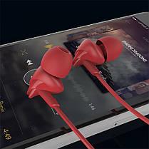 Стерео наушники с микрофоном UiiSii, фото 2