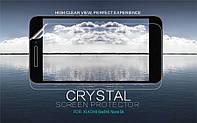 Защитная пленка Nillkin Crystal для Xiaomi Redmi Note 5A / Redmi Y1 Lite (Анти-отпечатки)
