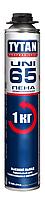 Пена монтажная Tytan UNI 65  750мл. проф.