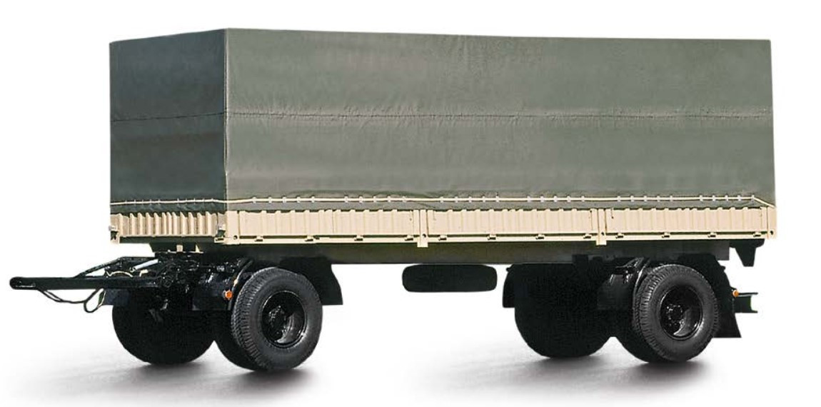 Бортовой прицеп КрАЗ А181B2