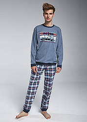 Пижама подростковая, для мальчика. Польша. Cornette 967/30 ASTON