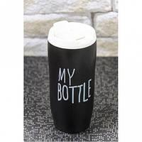Термос My Bottle 500 Мл Черный, фото 1