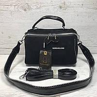 Женская стильная замшевая сумка, фото 1