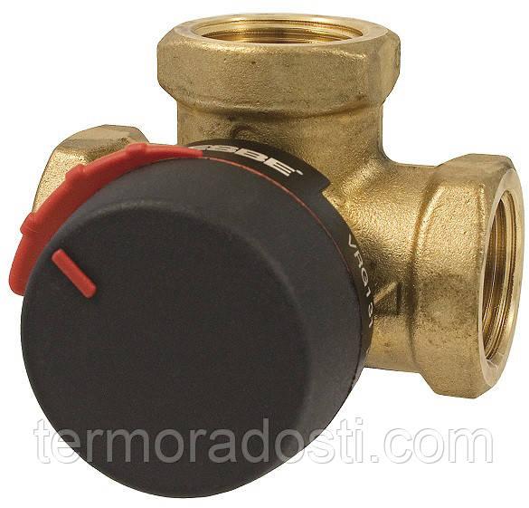 "ESBE VRG 330 (1 1/4"" DN32, Kvs 32,0) трехходовой клапан поворотный переключающий"