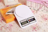Электронные Кухонные Весы 10 Кг Sf- 400, фото 1