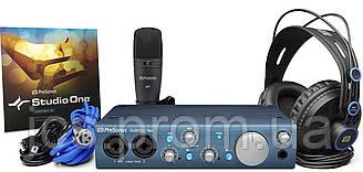 Студийный комплект PRESONUS AudioBox iTwo Studio