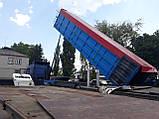 Гидроцилиндр телескопический Gemma GME-T\215-5-7130, фото 3