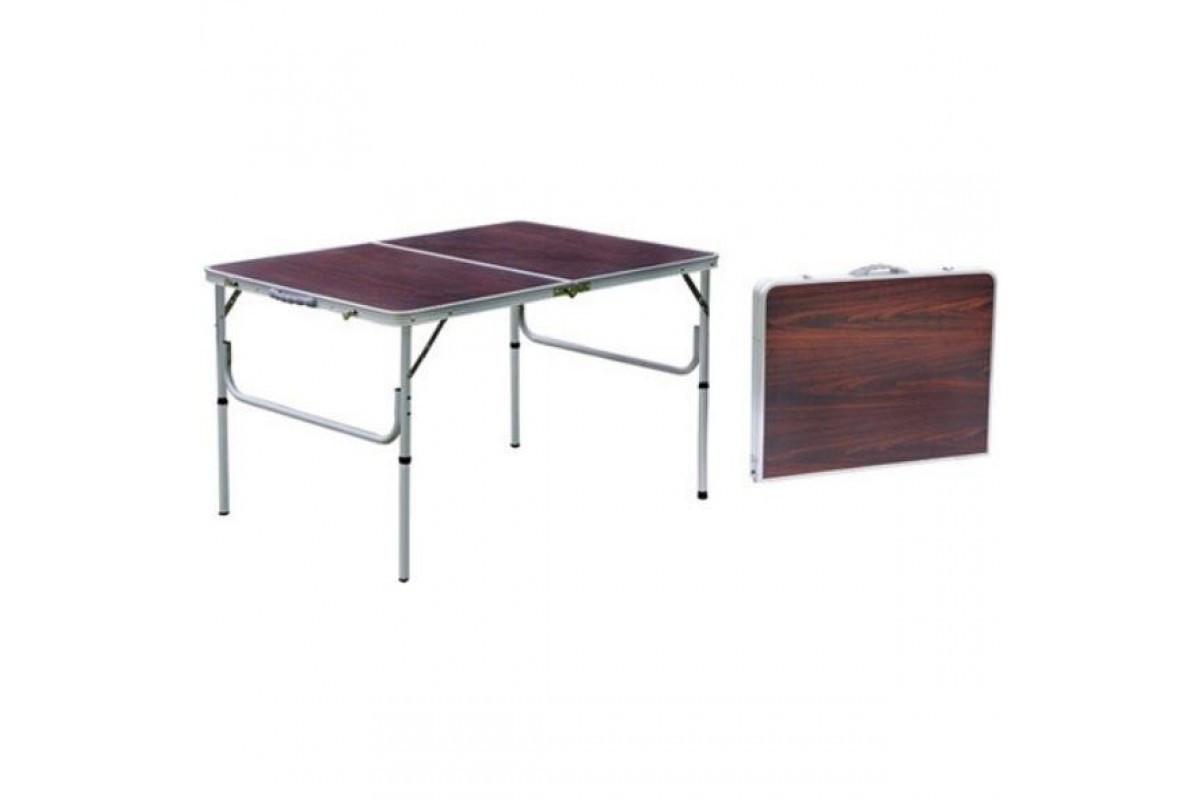 Стол без стульев  для кемпинга, отдыха на природе, пикника чемодан. Маленький