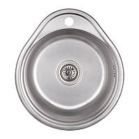 Мойка кухонная Imperial нержавейка 4843 Satin 0,6 мм