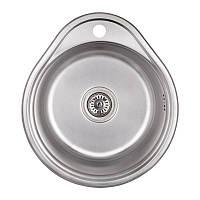 Мойка кухонная Imperial нержавейка 4843 Decor 0,6 мм