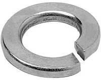 Шайба пружинная (гровер) М4 нержавеющая сталь А2  DIN 127