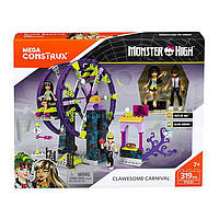 Конструктор Коварный Карнавал, Mega Bloks/мега блокс Mega Construx Monster High® (319 дет) FFD30