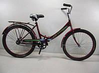 Велосипед 24'' СПУТНИК складной