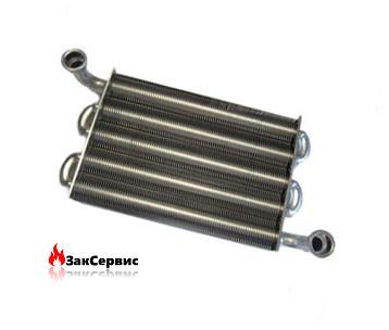 Глaавный теплообменник на газовый котел Ariston ALTEAS X, CARES X, CLAS X, GENUS X, HS, BS II, MATIS