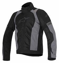 """Куртка Alpinestars AMOK AIR текстиль black/dark grey """"L"""""""