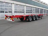 Полуприцеп контейнеровоз NURSAN TRAILER