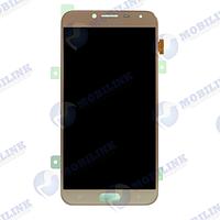 Дисплей на Samsung J4(2018) J400 Золото(Gold), GH97-21915B, оригинал!, фото 1