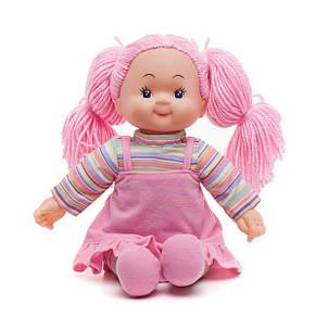 Kукла мягкая с цветными волосами 38 см Simba 5112238, фото 3