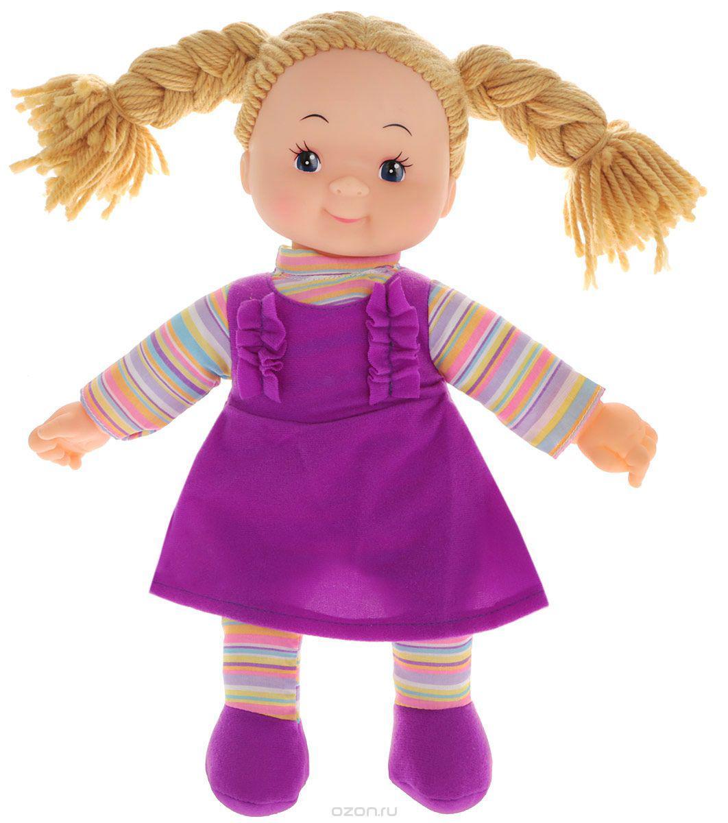 Kукла мягкая с цветными волосами 38 см Simba 5112238