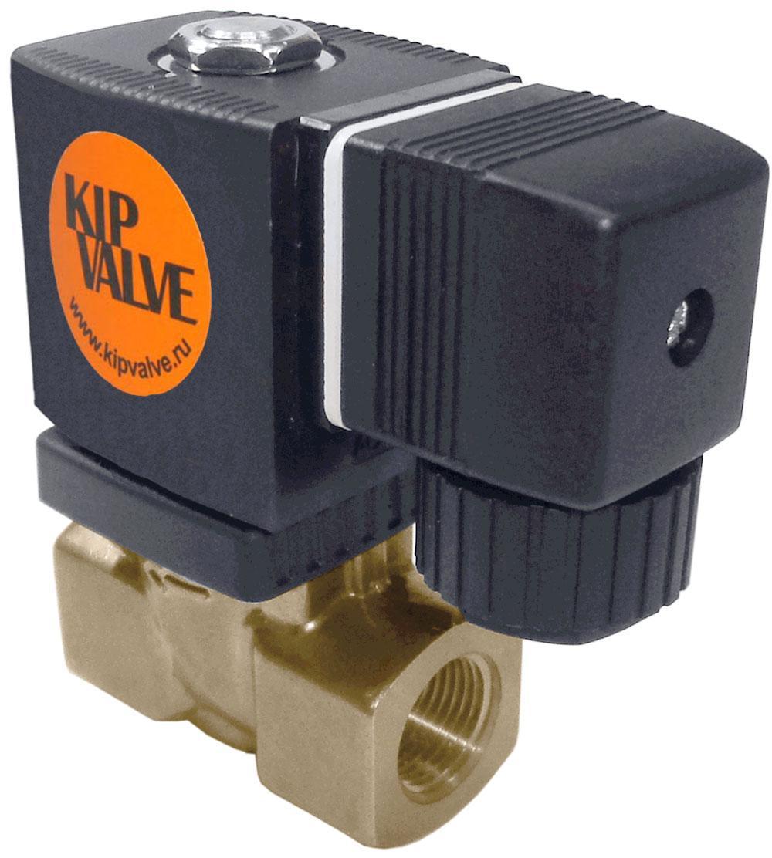 WTR223-2020-N-BS-NC-DC24V Соленоидный / Электромагнитный клапан KIPVALVE