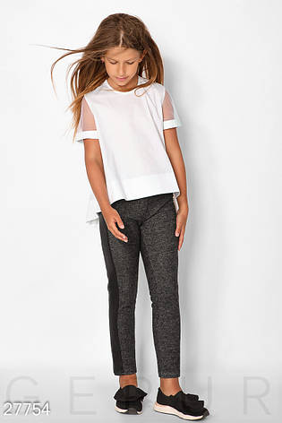 Детская блуза-клеш, фото 2