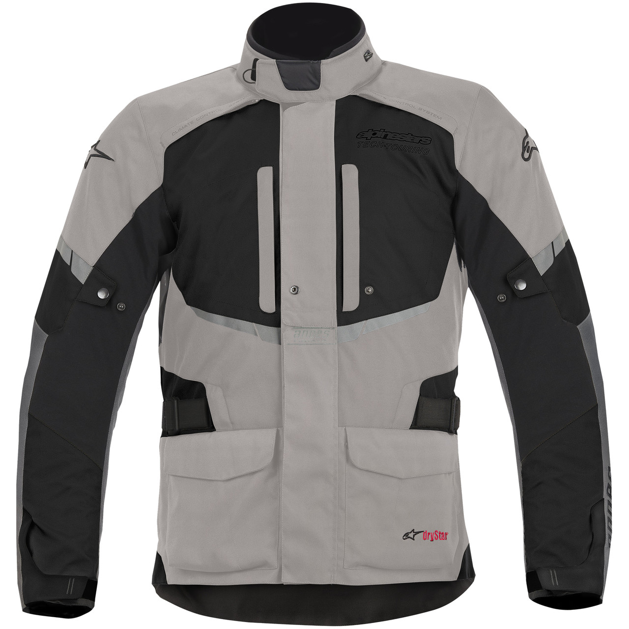 "Куртка Alpinestars ANDES  текстиль grey\black ""L"""