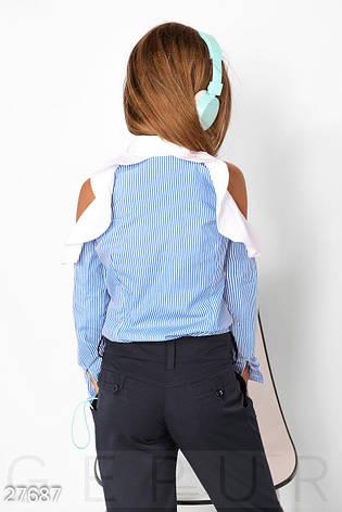 Рубашка в полоску, фото 2