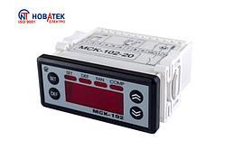 Контроллер температурный МСК-102 Новатек