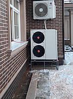 Тепловой насос воздух-вода  KRiCER DAW EVI 2-15, фото 1