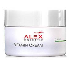 Vitamin Cream - Крем для сухой и чувствительной кожи, 50 мл