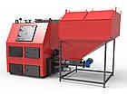 Промышленный пеллетный котел 700 кВт РЕТРА-4М, котел для пеллет с бункером, фото 2