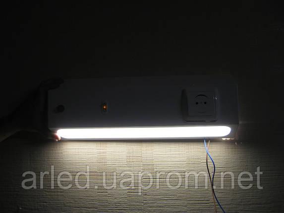 Светильник ODT + - LED 8 Вт. А++ прикроватный, больничный, фото 2