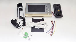 Видеодомофон цветной для помещений Intercom V70C-M1 домофон с камерой