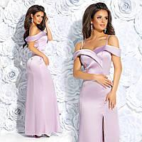 Платье вечернее люкс  № 7236 ел