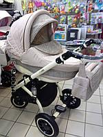 Дитяча коляска Adamex Lara еко_кокос