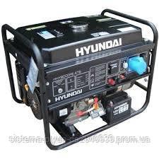 Генератор Hyundai 7000FE ATS