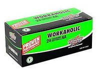 Батарейки Interstate Workaholic AAA 24штуки в комплекте , фото 1